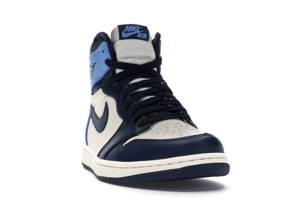 JORDAN 1 RETRO HIGH OBSIDIAN UNC - The Edit Man London Online