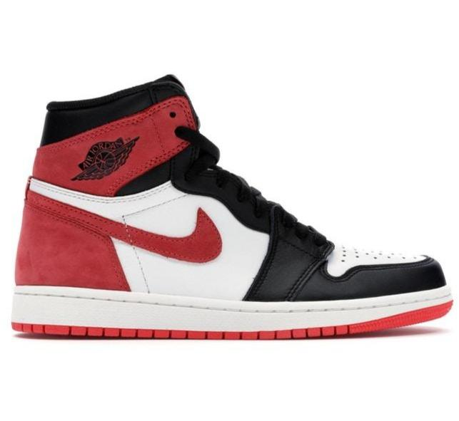 JORDAN 1 RETRO TRACK RED - The Edit Man London Online