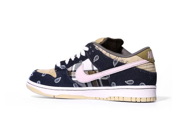 PRE ORDER - NIKE SB DUNK LOW TRAVIS SCOTT (REGULAR BOX)