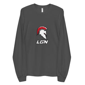 Legion Helm and Logo Long sleeve t-shirt
