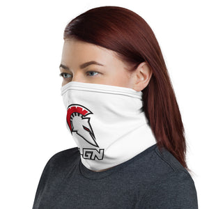 Legion Helm and Text Neck Gaiter