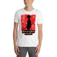 Load image into Gallery viewer, Richy is my Sensei Short-Sleeve Unisex T-Shirt - 40% proceeds to Richy