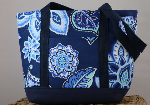 Charismatic Delft Small Tote