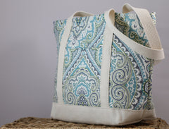 Purana Breeze Small Tote