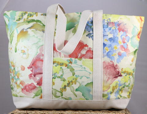 Splendid Tea Large Tote