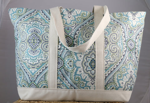 Purana Breeze Large Tote