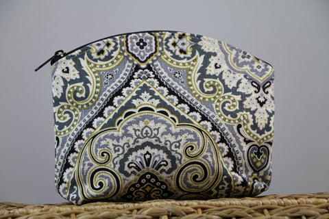 Purana Graphite Cosmetic Case