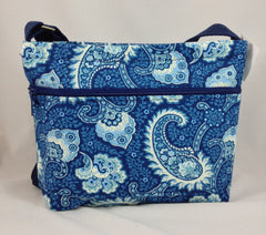 Little Falls Indigo Crossbody Bag