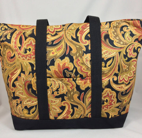 Montero Night Large Tote