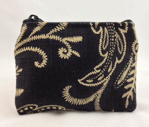 Pargo Onyx Coin Purse