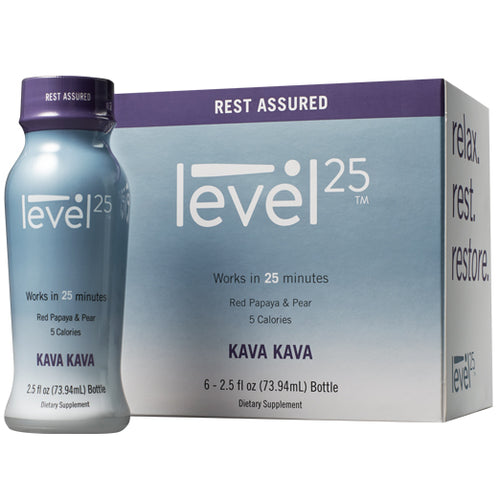Level25 Natural Sleep Shot Drink | Premium Sleep Aid Beverage