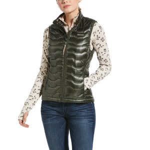 Load image into Gallery viewer, Ariat Prairie Green Ideal 2.0 Vest
