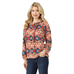 Load image into Gallery viewer, Wrangler Retro Aztec Hoodie