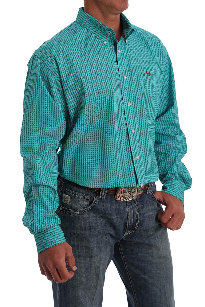 Blue Cash Money Men's Cinch Long Sleeve