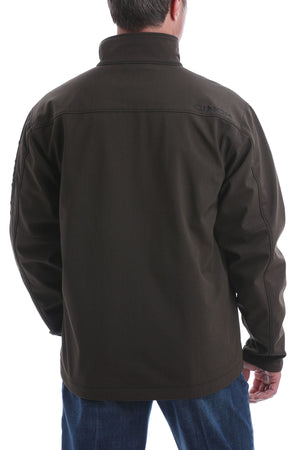 Cinch Brown Fleece-Lined Jacket