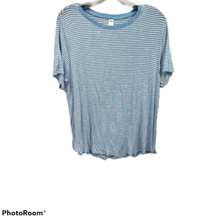 Primary Photo - BRAND: OLD NAVY STYLE: TOP SHORT SLEEVE COLOR: BLUE SIZE: L SKU: 267-26790-6560