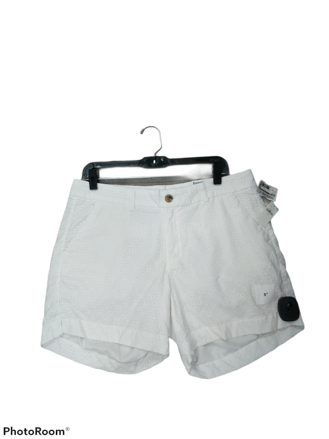 Primary Photo - brand: old navy , style: shorts , color: white , size: 10 , sku: 267-26752-6274