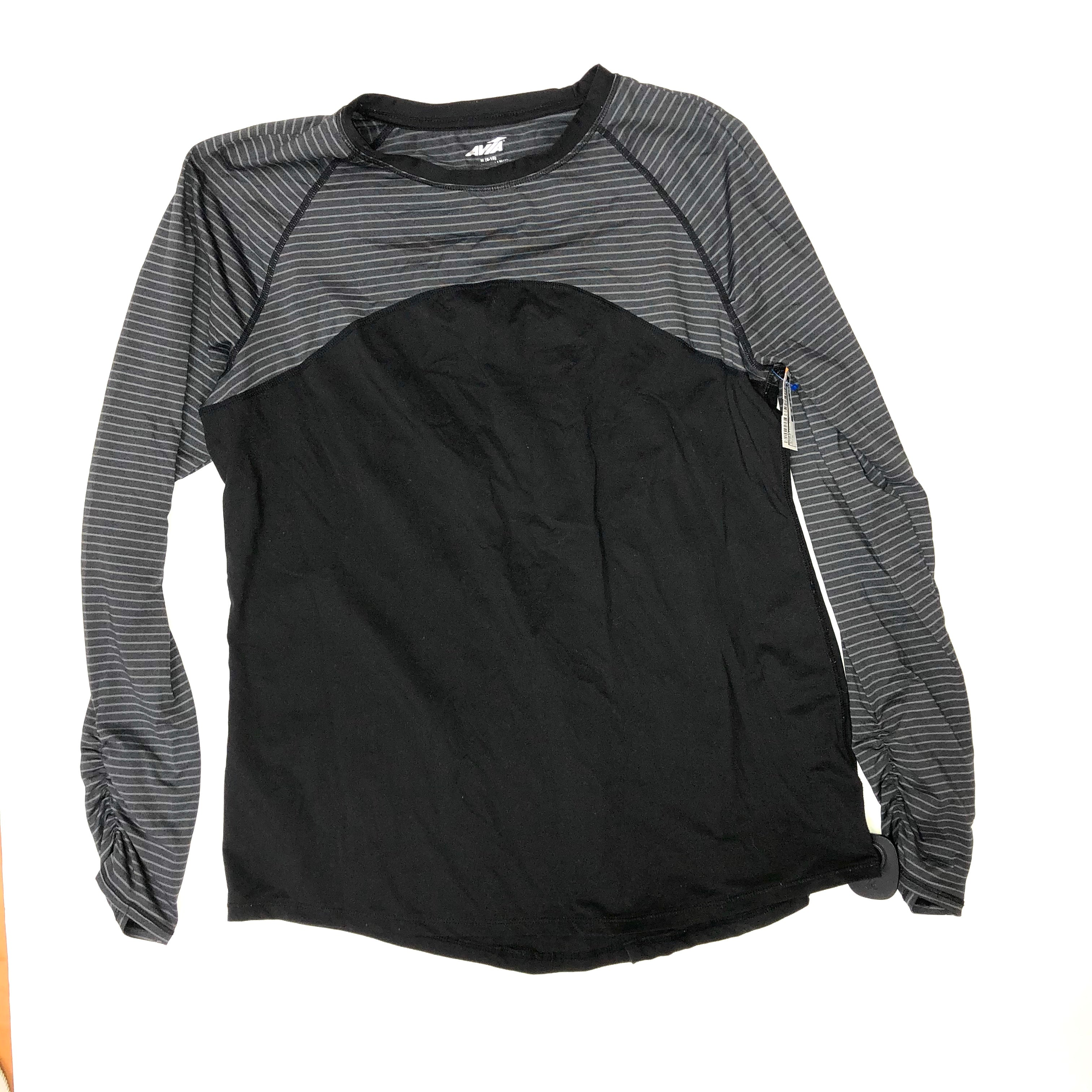 Primary Photo - brand: avia , style: athletic top , color: black , size: m , sku: 267-26774-28543