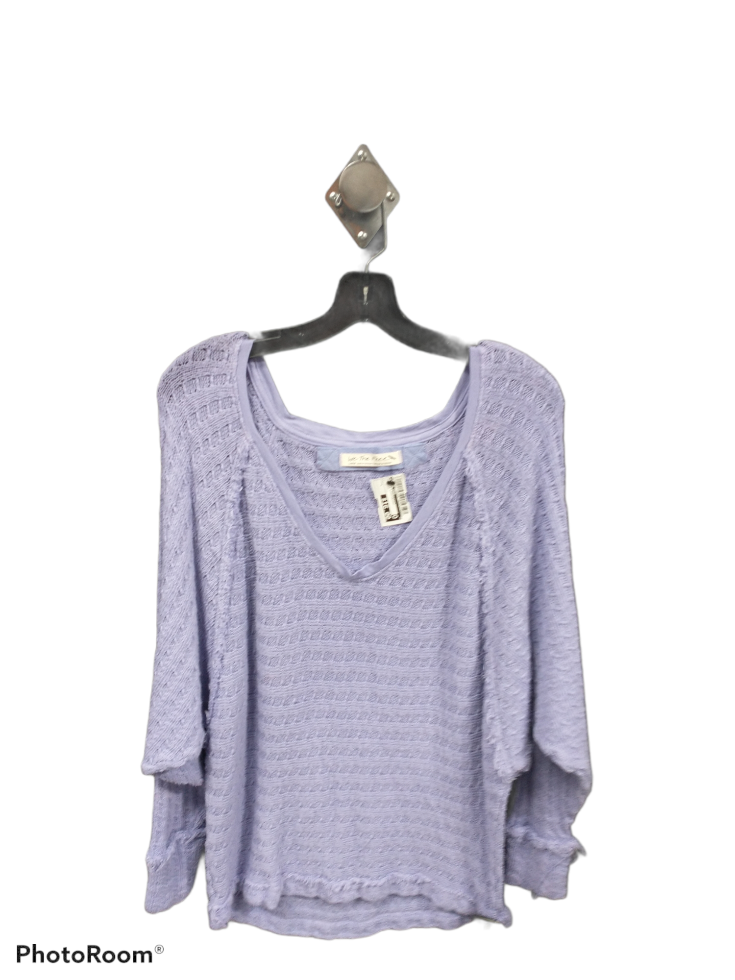 Primary Photo - brand: we the free , style: sweater lightweight , color: lavender , size: l , sku: 267-26790-13589