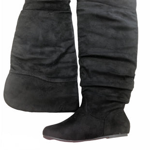 Primary Photo - BRAND:    CLOTHES MENTOR STYLE: BOOTS KNEE COLOR: BLACK SIZE: 6.5 SKU: 267-26793-1527