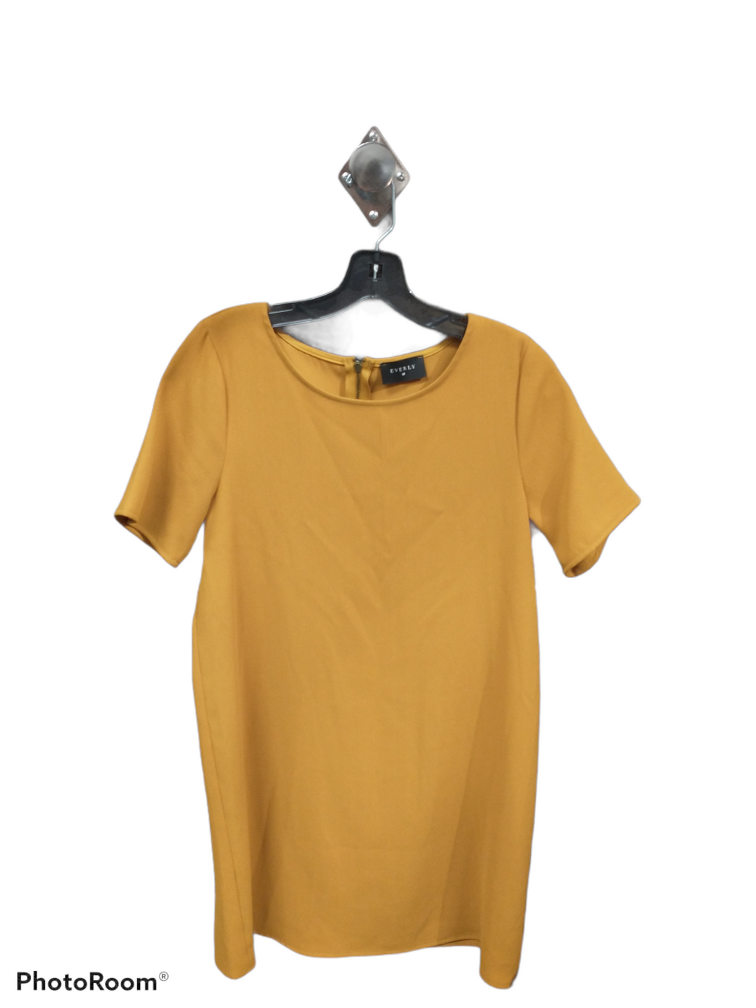 Primary Photo - brand: everly , style: dress short short sleeve , color: yellow , size: s , sku: 267-26793-3817