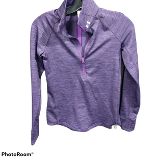 Primary Photo - BRAND: UNDER ARMOUR STYLE: ATHLETIC JACKET COLOR: PURPLE SIZE: XS SKU: 267-26793-5421