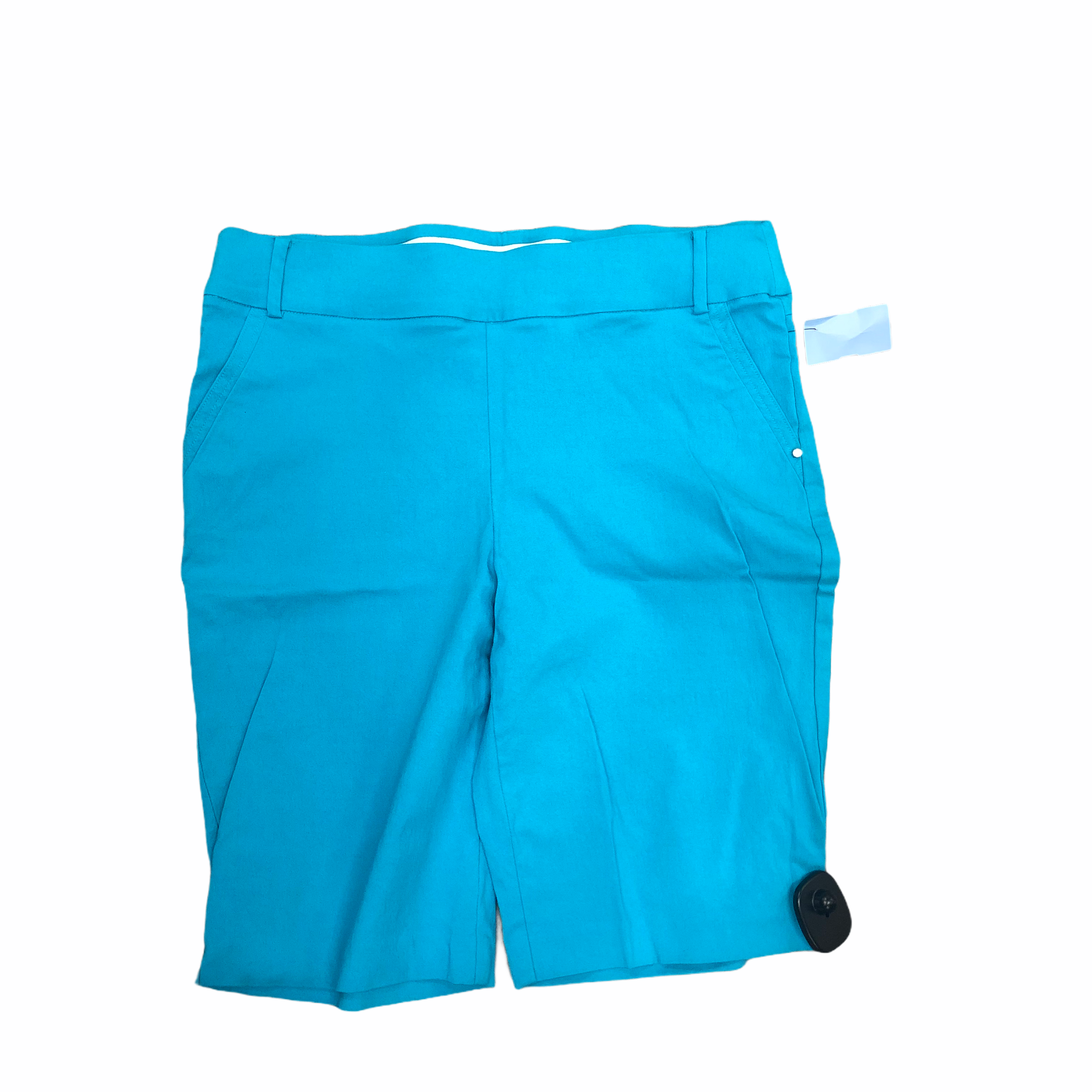 Primary Photo - brand: attyre , style: shorts , color: blue , size: 10 , sku: 267-26790-12712