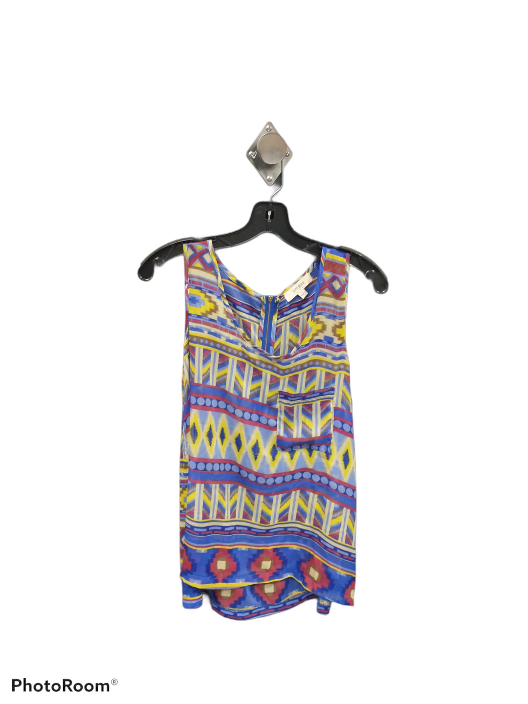 Primary Photo - brand: umgee , style: top sleeveless , color: multi , size: s , sku: 267-26793-8012