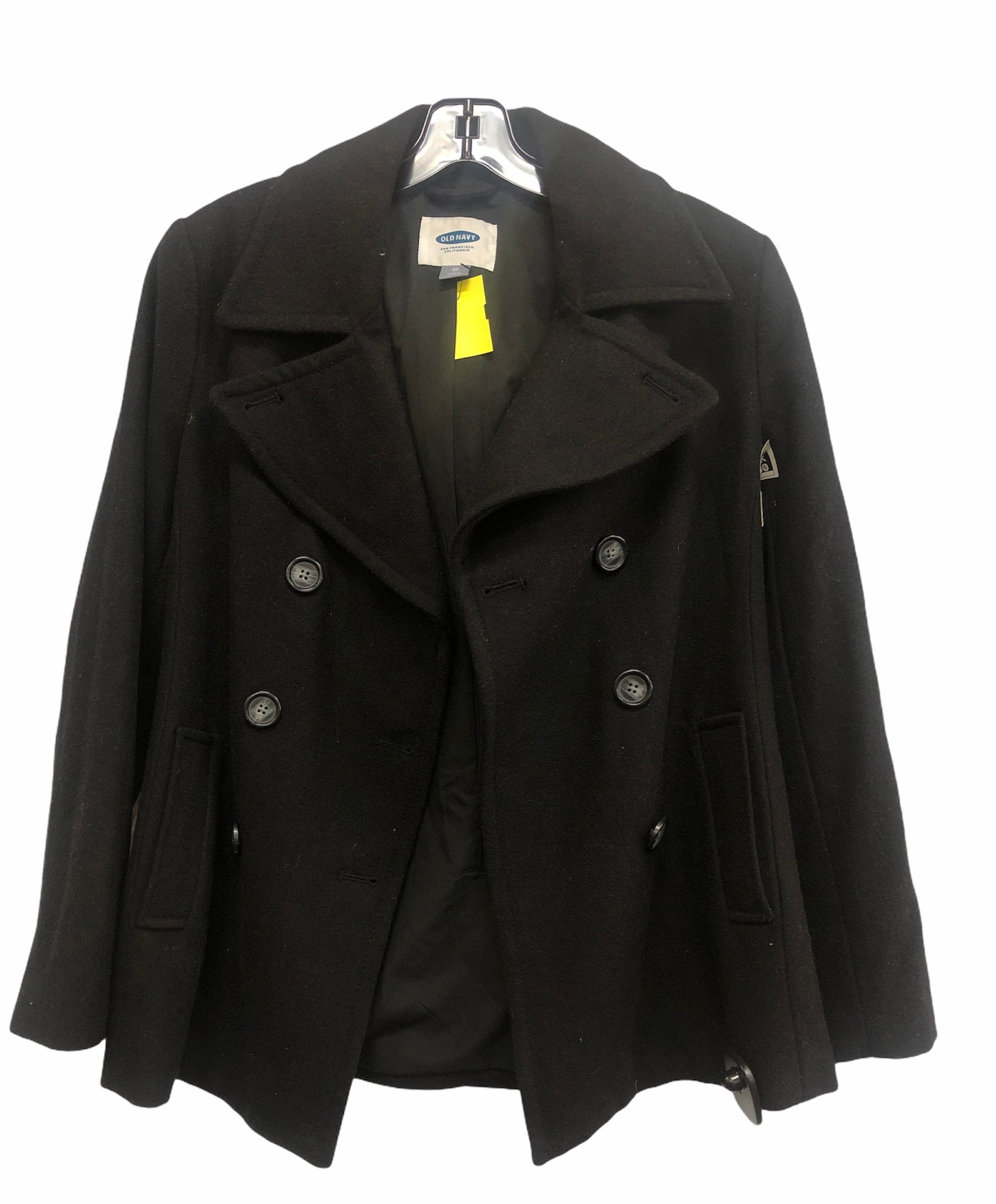 Primary Photo - brand: old navy , style: jacket outdoor , color: black , size: xs , sku: 267-26793-4068