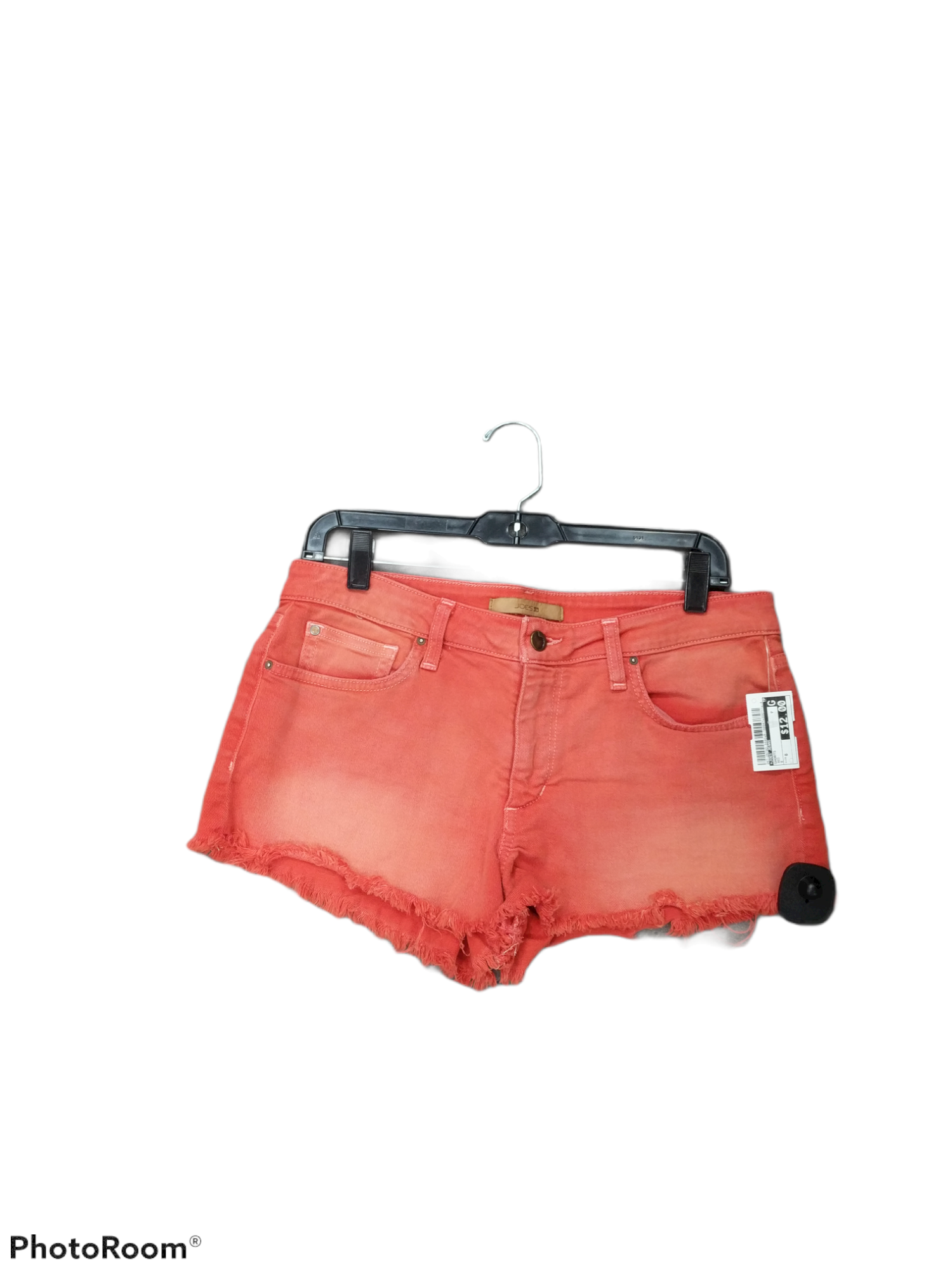 Primary Photo - brand: joes jeans , style: shorts , color: red , size: 8 , sku: 267-26790-3440