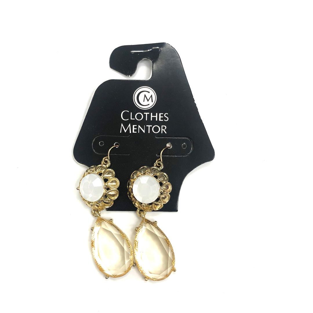 Primary Photo - brand:    clothes mentor , style: earrings , color: yellow , sku: 267-26774-27541