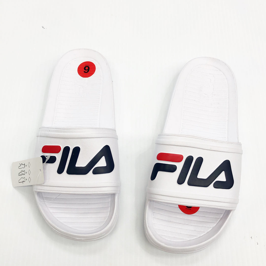 Primary Photo - brand: fila , style: sandals flat , color: white , size: 6 , sku: 267-26790-4146