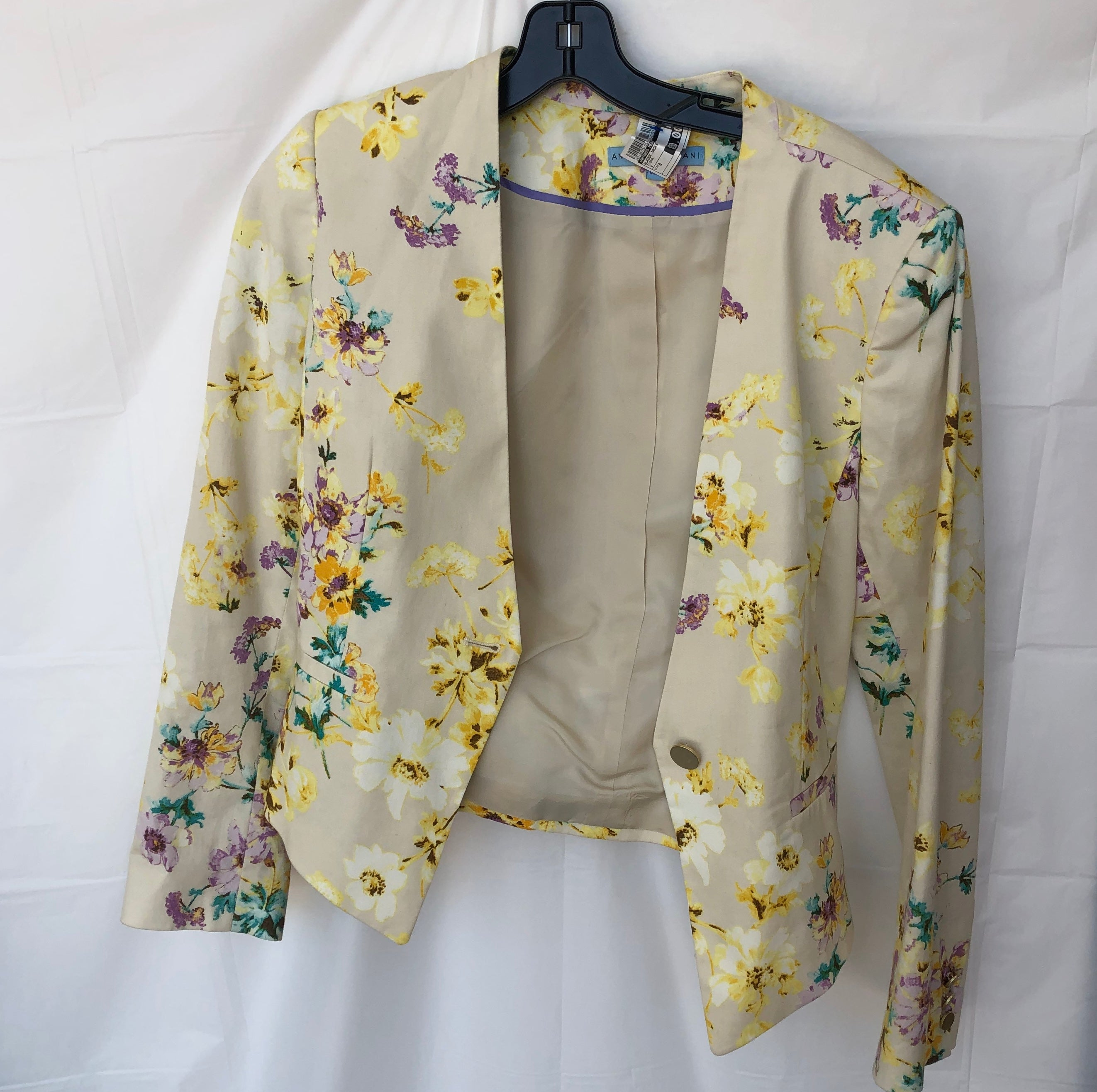 Primary Photo - brand: antonio melani, style: blazer jacket, color: floral, size: 8, sku: 267-26778-2369