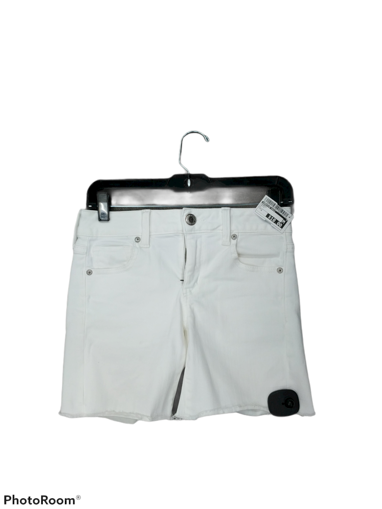 Primary Photo - brand: american eagle , style: shorts , color: white , size: 2 , sku: 267-26790-12062