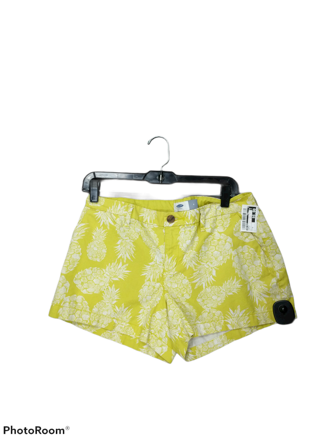 Primary Photo - brand: old navy , style: shorts , color: yellow , size: 6 , sku: 267-26748-58664