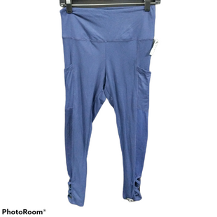 Primary Photo - BRAND:    CLOTHES MENTOR STYLE: ATHLETIC PANTS COLOR: BLUE SIZE: M OTHER INFO: JADO - SKU: 267-26793-5491