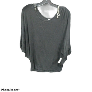 Primary Photo - BRAND:    CLOTHES MENTOR STYLE: TOP LONG SLEEVE COLOR: BLACK SIZE: L OTHER INFO: 2B - SKU: 267-26790-6350