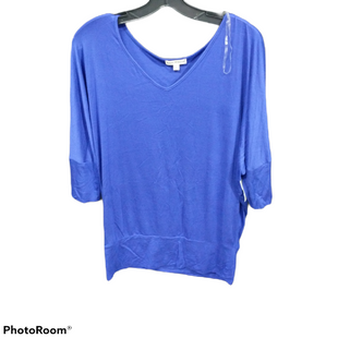 Primary Photo - BRAND: ZENANA OUTFITTERS STYLE: TOP LONG SLEEVE COLOR: BLUE SIZE: L SKU: 267-26790-6351