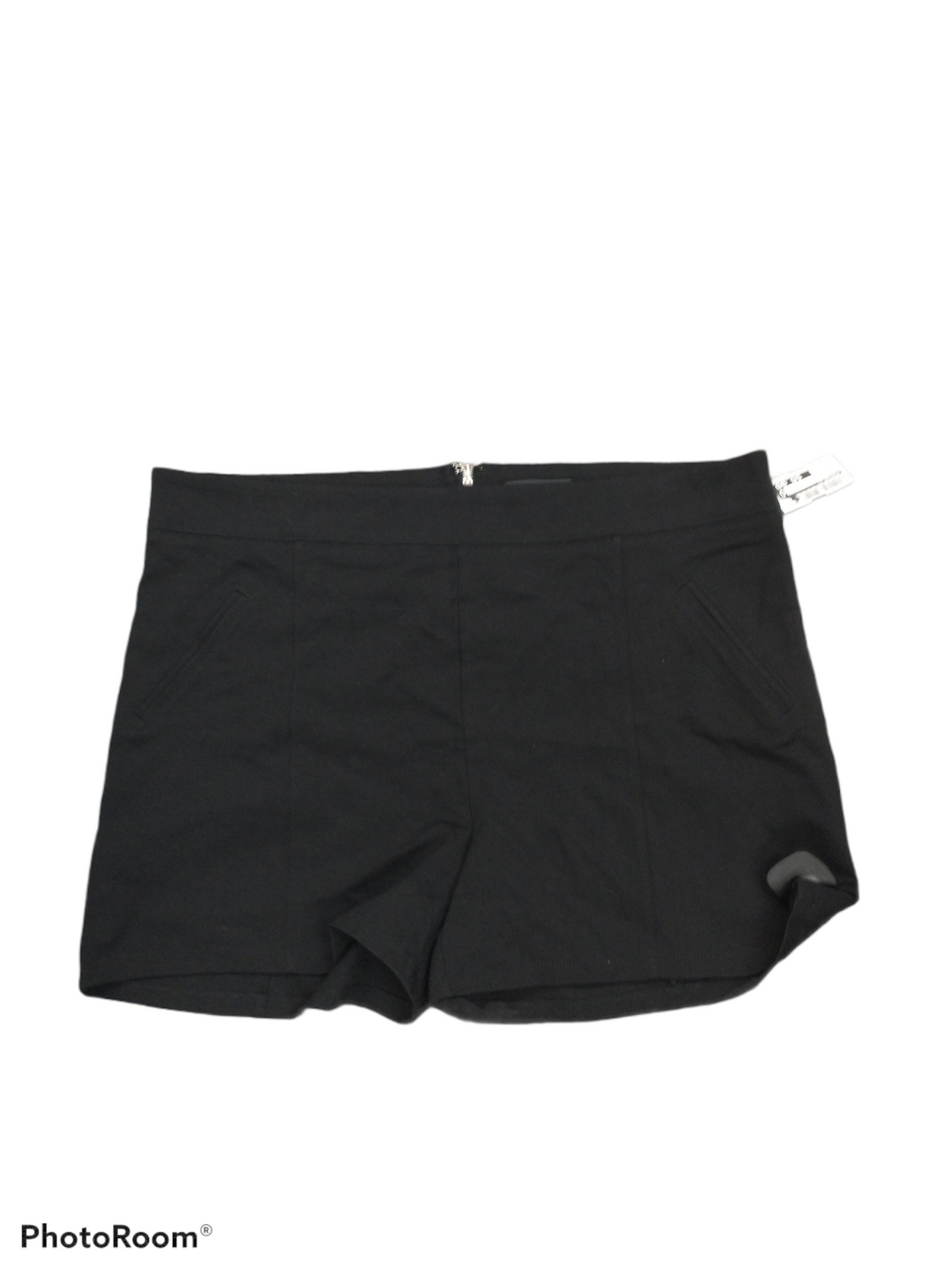 Primary Photo - brand: forever 21 , style: skirt , color: black , size: 18 , sku: 267-26793-8433