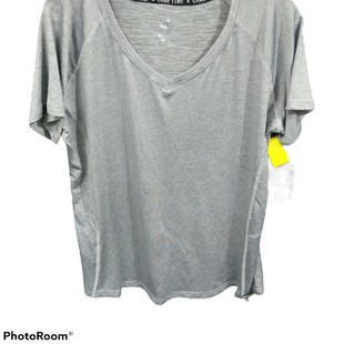 Primary Photo - BRAND:    CLOTHES MENTOR STYLE: ATHLETIC TOP COLOR: GREY SIZE: 1X OTHER INFO: GAME TIME - SKU: 267-26793-5211