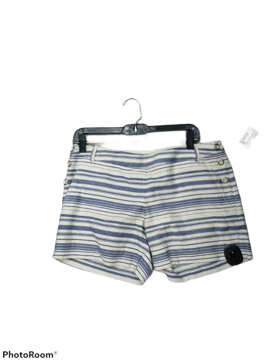 Primary Photo - brand: limited , style: shorts , color: blue white , size: 6 , sku: 267-26757-6403