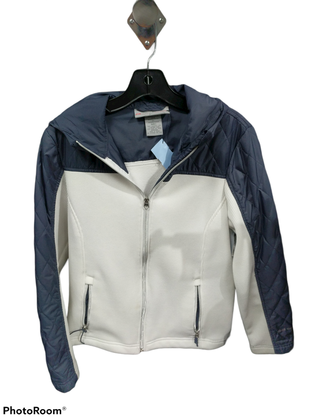 Primary Photo - brand: free country , style: jacket outdoor , color: white blue , size: s , sku: 267-26752-6001
