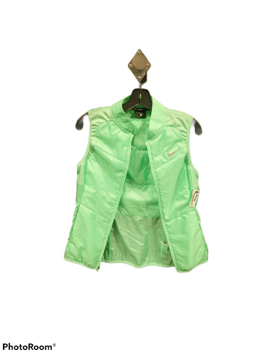 Primary Photo - brand: nike , style: athletic jacket , color: green , size: s , sku: 267-26790-6027