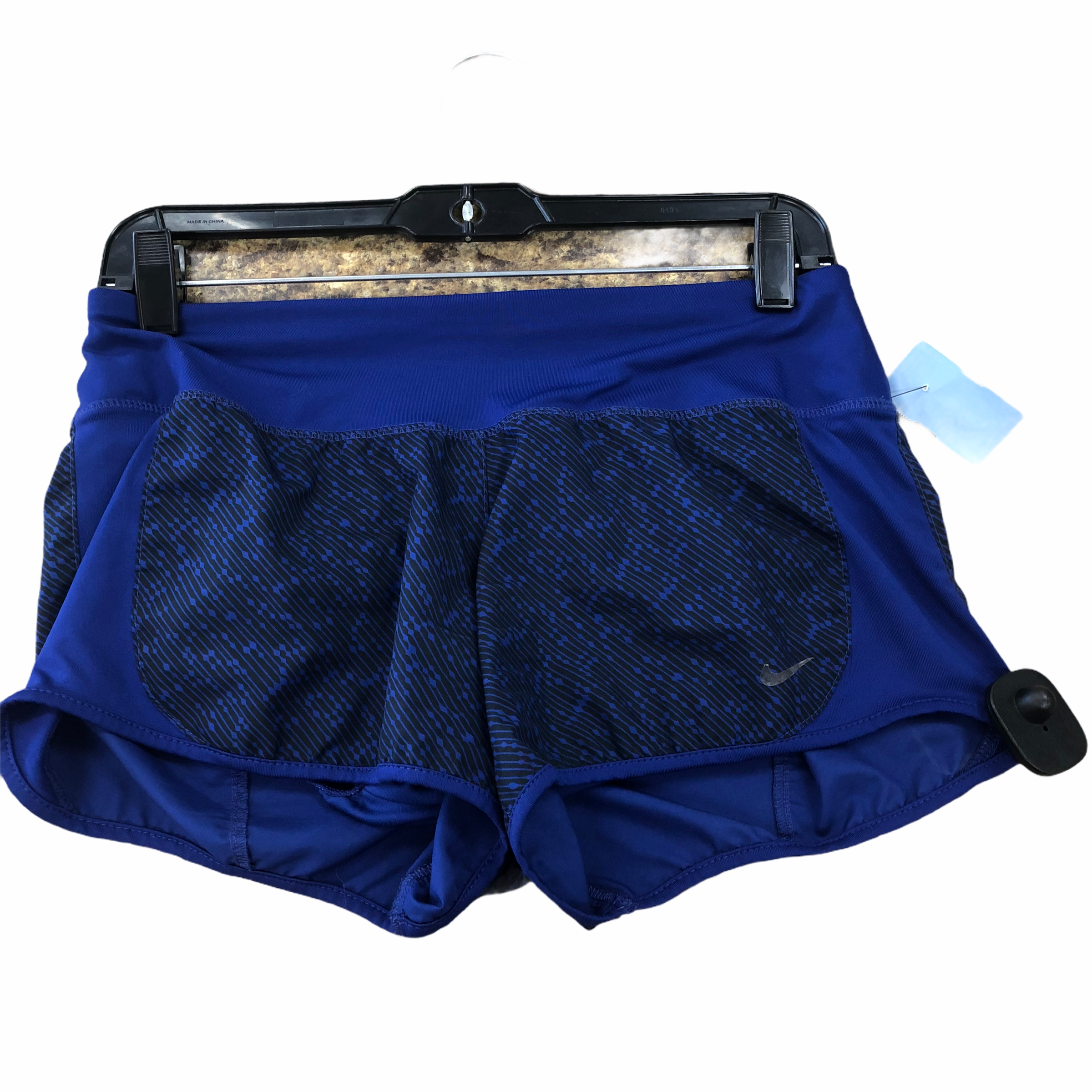 Primary Photo - brand: nike apparel , style: athletic shorts , color: blue , size: s , sku: 267-26793-7854