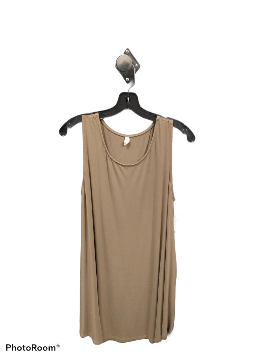 Primary Photo - brand: wishlist , style: dress short sleeveless , color: tan , size: s , sku: 267-26757-6501
