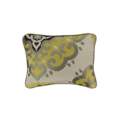 Jacquard Pillow Cover, Wisdom Elephant (12x16)