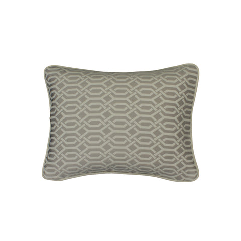 Upholstery Pillow Cover, Lavender Interlace (12x16)