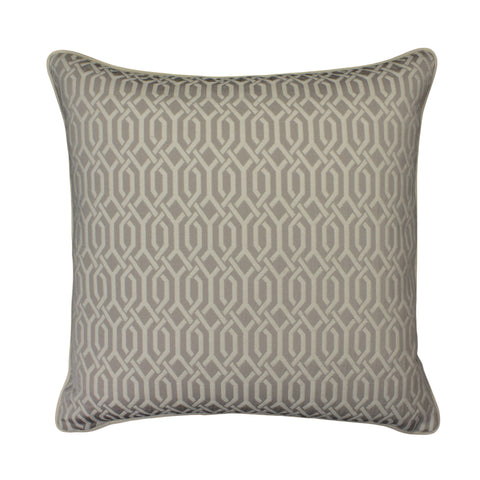 Upholstery Pillow Cover, Lavender Interlace (20x20)