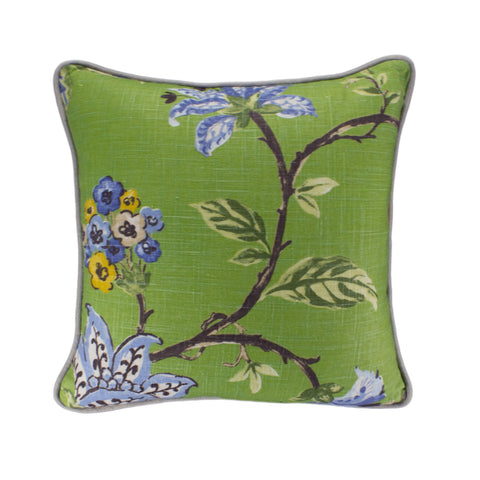 Cotton Pillow Cover, Les Fauves  (18x18)