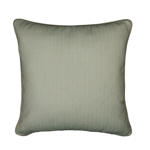 Upholstery Pillow Cover, Mist Herringbone (20x20)